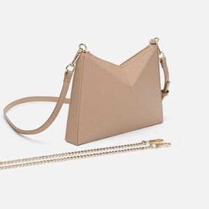 Zara Mini Geometric Crossbody
